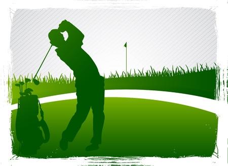golf bag: golf 4