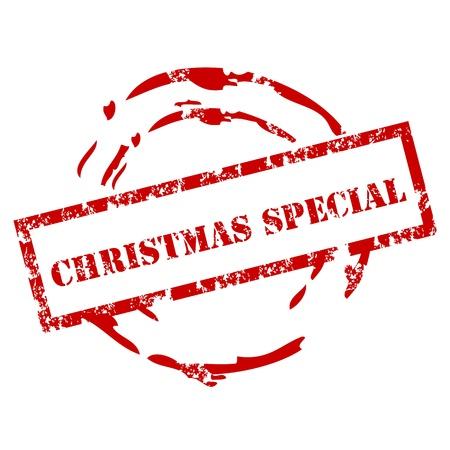 Christmas special Vector