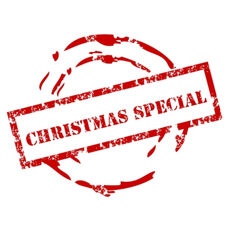 e store: Christmas special Illustration