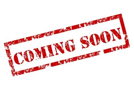 soon: Grunge Binnenkort verkrijgbaar stempel