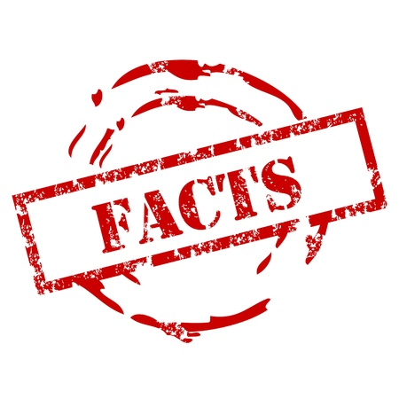 in fact: Facts rubber stamp
