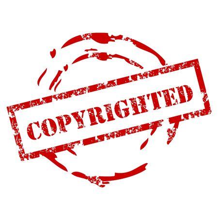 Sello de derechos de autor