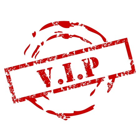 entry: VIP rubber stamp