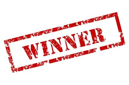awards ceremony: Winner Stamp