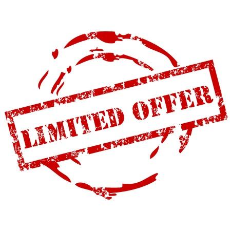 zuletzt: Limitiertes Angebot Stempel