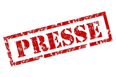 buffer: Presse stamp