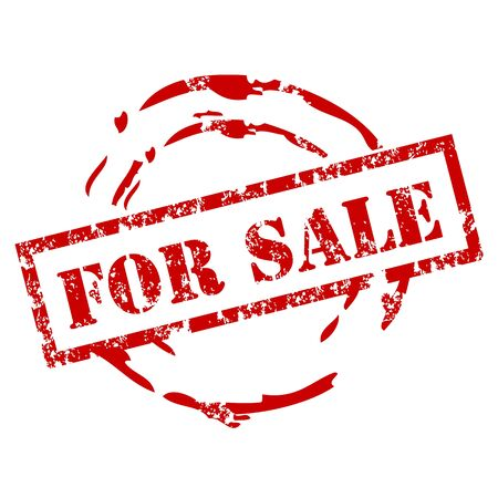 winter sales: For Sale Stamp
