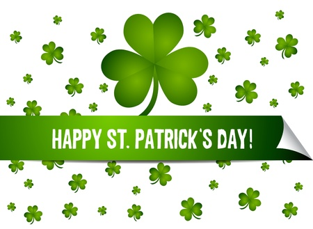 St  Patrick Stock Vector - 12482724