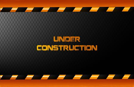 Abstract Construction background photo