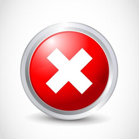 delete: abort button