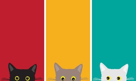 lot: A lot of cats Illustration