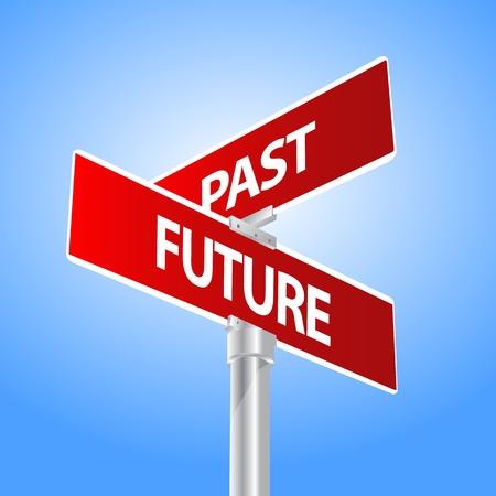 circumstance: Future Past Sign