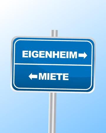 economise: Eigenheim Miete