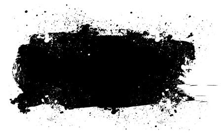 Grunge Splash Background Illustration