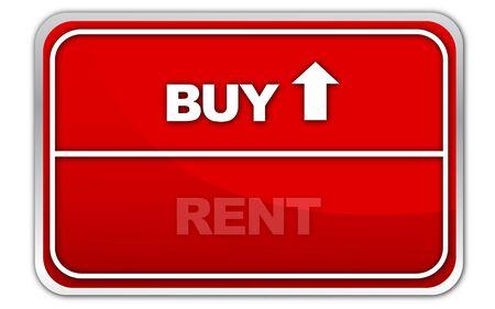 Buy vs  Rent photo