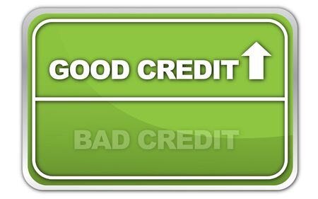 Good vs Bad Credit photo