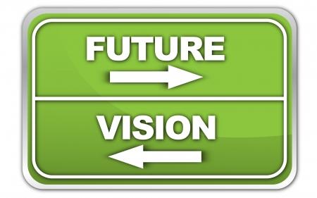 vision future: Future Vision, Marketing Sales Stockfoto