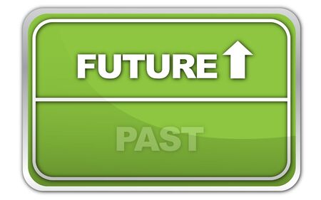 past: Past and Future Stock Photo