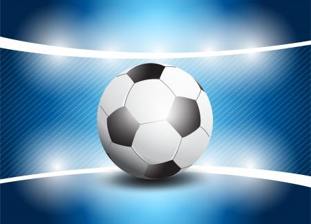 Fußball Standard-Bild - 14890976