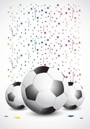 football party: Championship Soccer Confetti