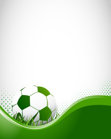 Football Soccer Stock Vector - 15058978