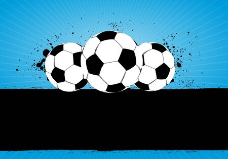 Soccer Football Background Stock Vector - 15058997