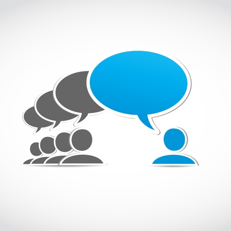 hablar en publico: destacándose, concepto de liderazgo