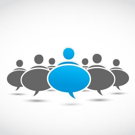 social media marketing Stock Vector - 15629109