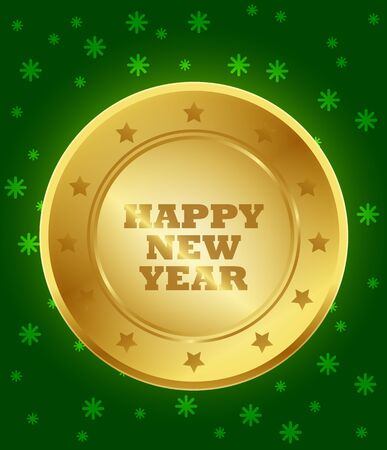 2013 New Year Seal Stock Vector - 15746068