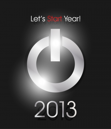pushbuttons: New Year 2013