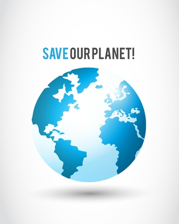 the natural world: save our planet