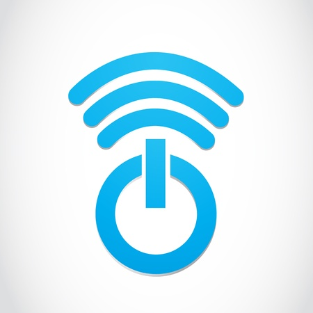 antennas: Wi-fi Power Symbol