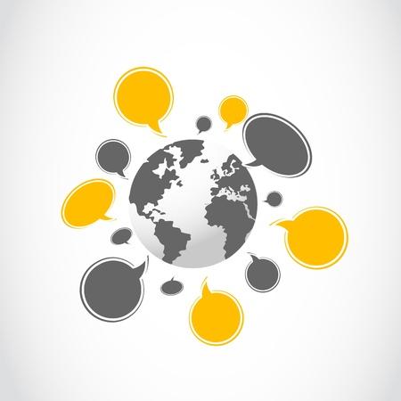 web feed: Social network world