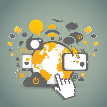 디지털: 네트워크 사회의 기술