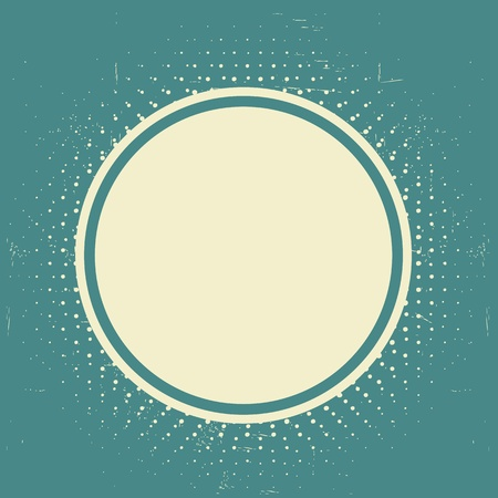 ecartel�: Conception de la carte vintage Grunge