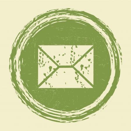 webmail: Grunge Email