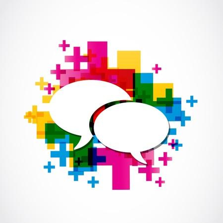 social media positive speech group