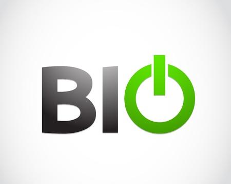 Bio Power Stock Vector - 19991777