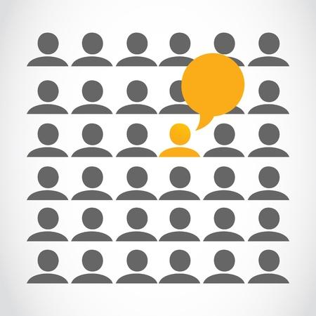 social gathering: social media network