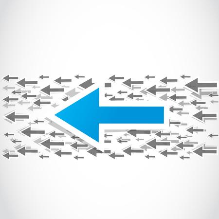 decision, choice arrows Stock Vector - 22706170