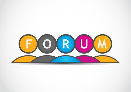 forums: Forum Illustration