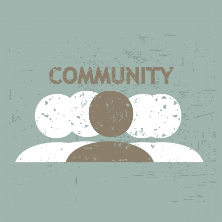 community group Vector