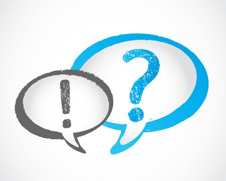 質問  イラスト・ベクター素材