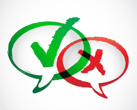 norm: Aprobado vs Rechazado Vectores
