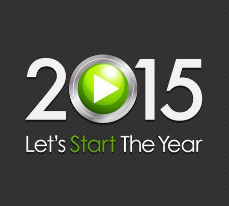 2015 Counter Button