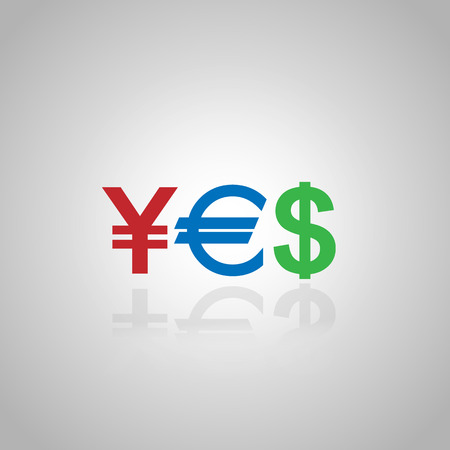 OUI Concept d'argent