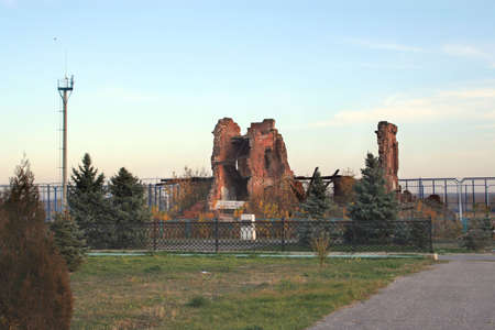 regiment: ruin to fortresses after combat military battles