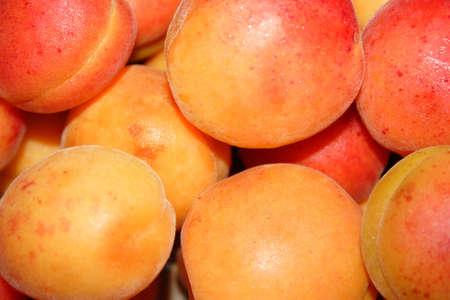 refreshment: apricot