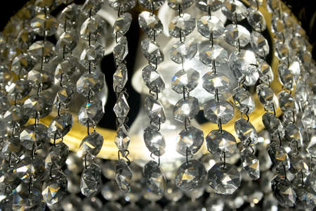 phosphorescence: crystal lamp