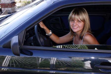 teeths: driver of the passenger car